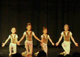 Die kleine Tanzrevue 2016